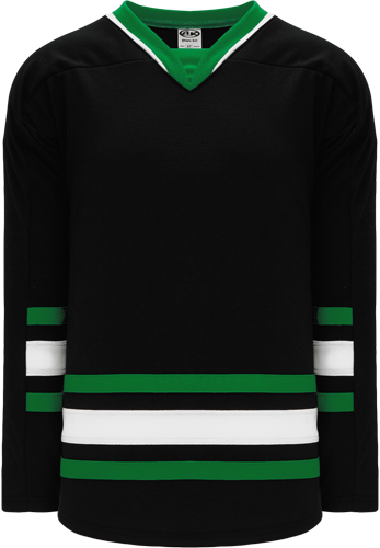 DALLAS Stars hockey jerseys BLACK   1995  | Customize with Logo, Player Name & Number