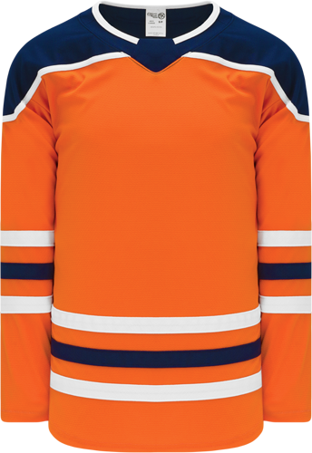 EDMONTON oilers hockey jerseys  ORANGE 2017 | Customize with Logo, Player Name & Number
