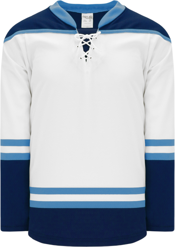 2010 FLORIDA 3RD WHITE custom hockey jerseys