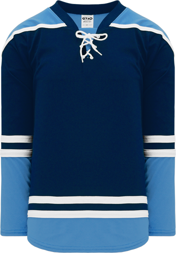 NEW 2010 FLORIDA 3RD NAVY custom hockey jerseys