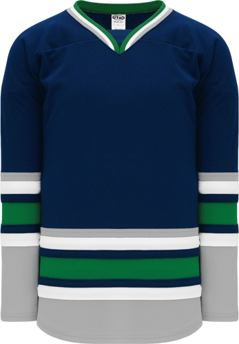 NEW 1992 HARTFORD NAVY custom hockey jerseys