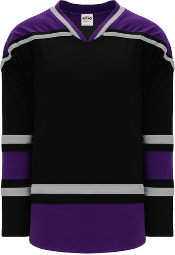 LOS ANGELES Kings hockey jerseys BLACK  | Customize with Logo, Player Name & Number