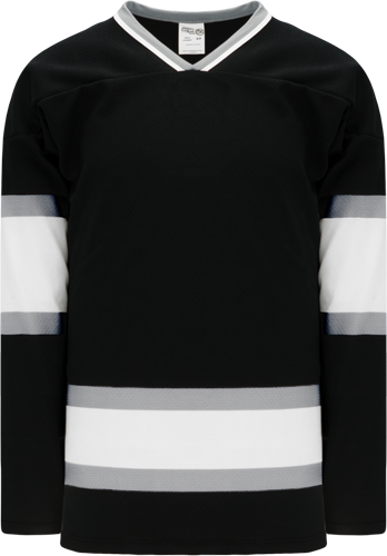 Custom Hockey Jerseys |OLD LA BLACK  hockey jerseys