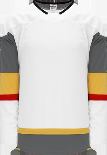 Custom Hockey Jerseys |2017 VEGAS WHITE  hockey jerseys