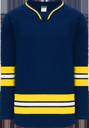 University of Michigan   hockey jerseys  NAVY2011 | Customize with Logo, Player Name & Number
