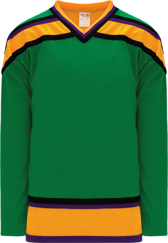 MIGHTY DUCKS KELLY  hockey jerseys | Customize with Logo, Player Name & Number