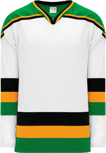 MINNESOTA North Stars  hockey jerseys WHITE | Customize with Logo, Player Name & Number