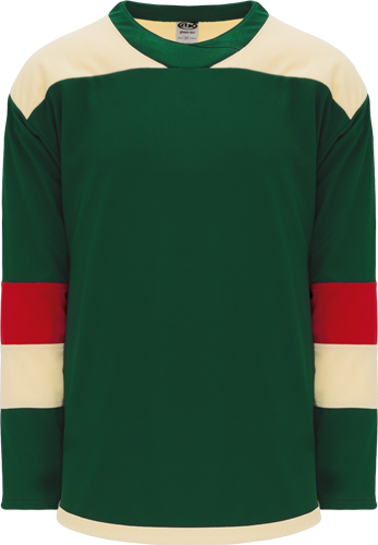 Customized 2016 MINNESOTA STADIUM SERIES DARK GREEN  hockey jerseys | Design Your Own