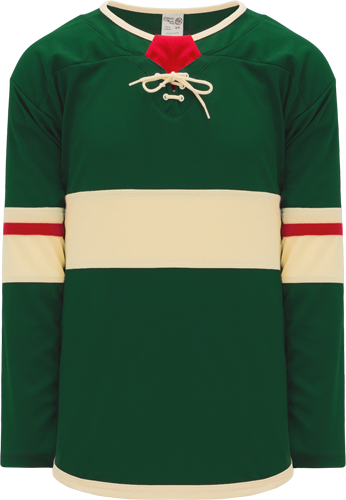 MINNESOTA North Stars   hockey jerseys  DARK GREEN 2017  | Customize with Logo, Player Name & Number
