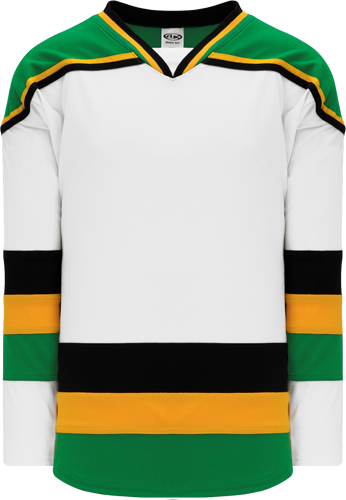 MINNESOTA hockey jerseys WHITE   -1988 | Customize with Logo, Player Name & Number