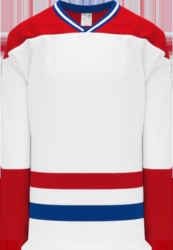 Custom Hockey Jerseys |MONTREAL WHITE  hockey jerseys