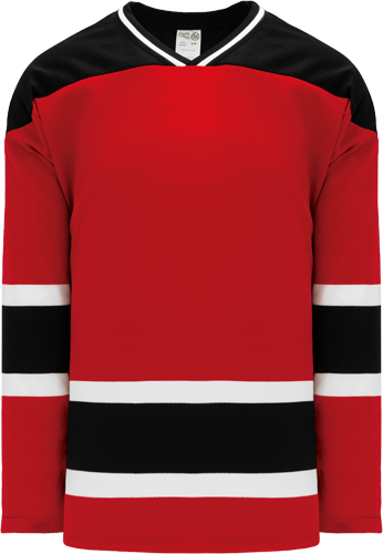 Custom Hockey Jerseys |NEW JERSEY RED  hockey jerseys