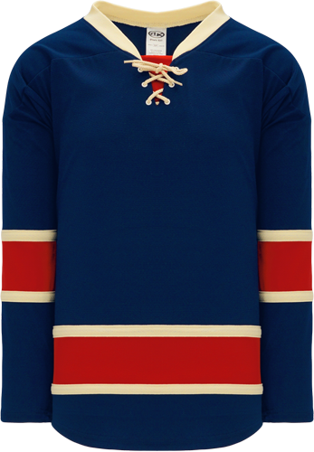 Custom Hockey Jerseys |NEW NYR HERITAGE NAVY  hockey jerseys