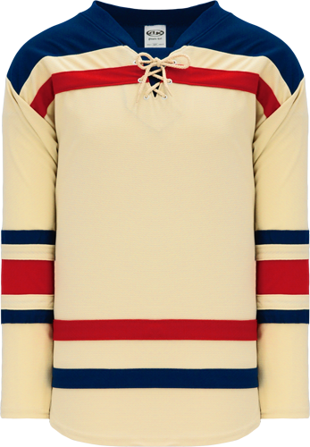 Custom Hockey Jerseys |NEW NYR WINTER CLASSIC SAND  hockey jerseys