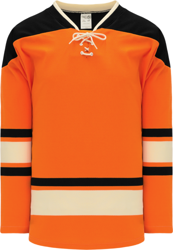2012 PHILADELPHIA WINTER CLASSIC ORANGE custom hockey jerseys