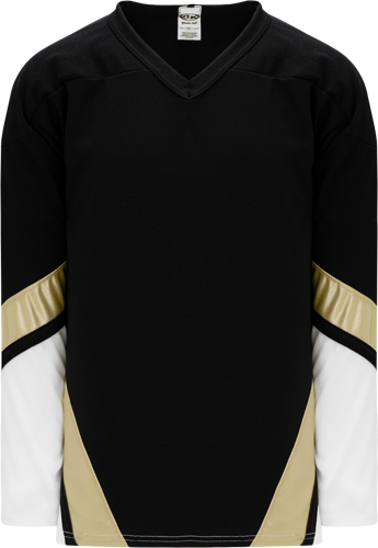 Custom Hockey Jerseys |NEW PITTSBURGH 3RD BLACK  hockey jerseys
