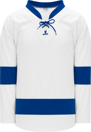 2011 TAMPA BAY WHITE custom hockey jerseys
