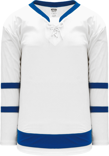 2016 TORONTO WHITE custom hockey jerseys