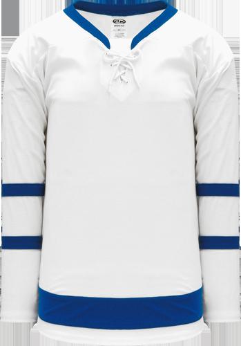 TORONTO WHITE/Royal  hockey jerseys -2016 | Customize with Logo, Player Name & Number
