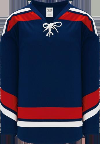 TEAM USA  hockey jerseys NAVY  -2005 | Customize with Logo, Player Name & Number
