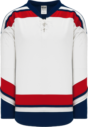 TEAM USA hockey jerseys WHITE   -2006 | Customize with Logo, Player Name & Number