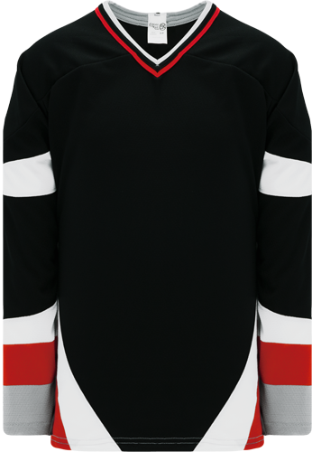 BUFFALO BLACK custom hockey jerseys