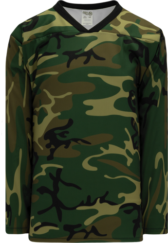 Custom Hockey Jerseys |TRADITIONAL CAMOUFLAGE  hockey jerseys