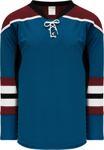 COLORADO avalchance 3RD CAPITAL  hockey jerseys | Customize with Logo, Player Name & Number