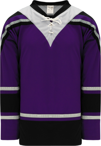 Custom Hockey Jerseys |NEW LA 3RD PURPLE  hockey jerseys