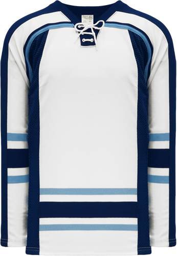 MAINE 3RD hockey jerseys WHITE   | Customize with Logo, Player Name & Number