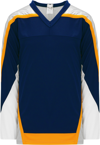 Custom Hockey Jerseys |NASHVILLE NAVY  hockey jerseys