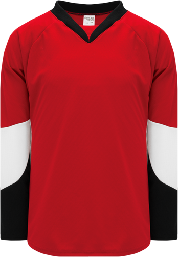 2010 OTTAWA RED custom hockey jerseys