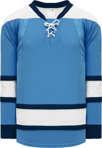 PITTSBURGH penguin 3RD SKY BLUE  hockey jerseys | Customize with Logo, Player Name & Number