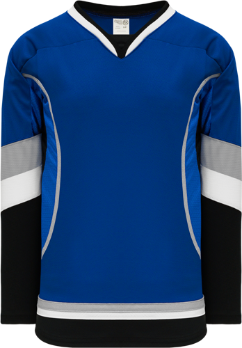 2009 TAMPA BAY 3RD ROYAL custom hockey jerseys