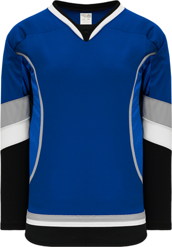 TAMPA BAY 3RD ROYAL  hockey jerseys 2009 | Customize with Logo, Player Name & Number