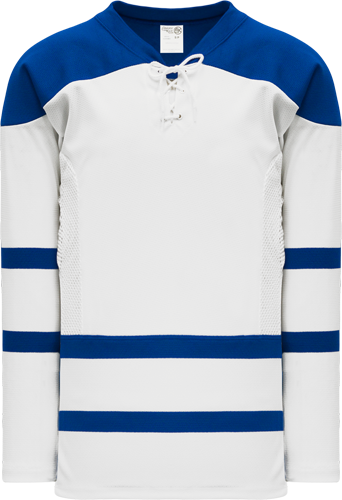 2002 TORONTO 3RD WHITE custom hockey jerseys