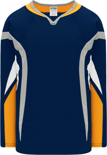 2008 BUFFALO NAVY custom hockey jerseys