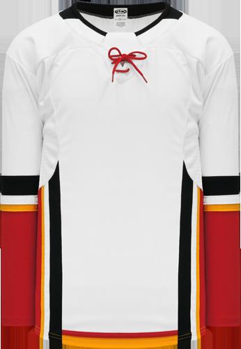 2017 CALGARY hockey jerseys WHITE   | Customize with Logo, Player Name & Number