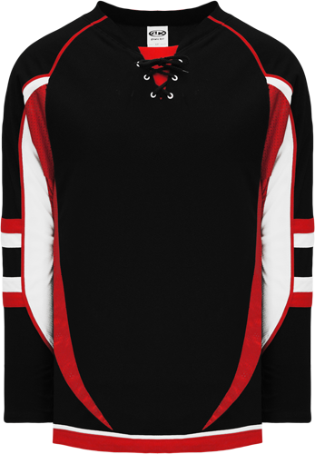2009 OTTAWA 3RD  hockey jerseys  BLACK | Customize with Logo, Player Name & Number