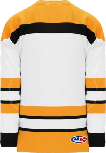Custom Boston team hockey jersey | Design Your Own | No Min