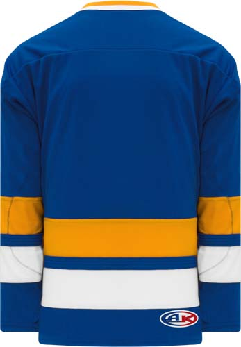 Chiefs Hockey Jerseys  -  Slapshot Royal, Gold, White | Design Your Own | No Min
