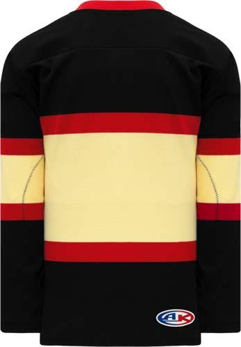 Custom Chicago Cream hockey jersey | Design Your Own | No Min