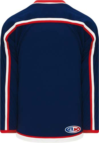 Columbus hockey jersey   Design Your Own   No Min