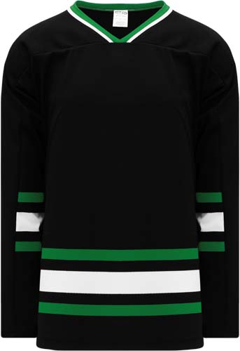 Dallas olschool team hockey jersey dal | Customize with Logo, Player Name & Number