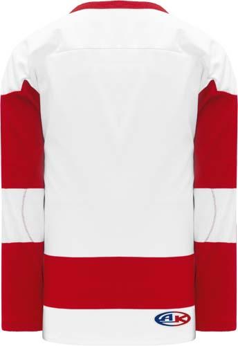 Custom Detroit hockey jersey det | Design Your Own | No Min