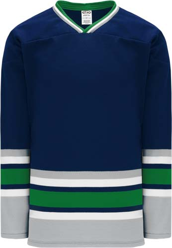 Customized Hartfort Whalers Home jersey | Design Your Own | No Min