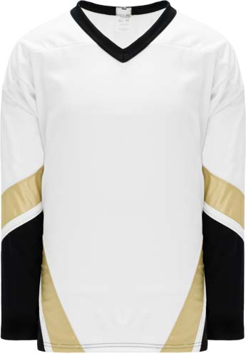 Customized   NEW PITTSBURGH 3RD WHITE Hockey Jerseys   | Design Your Own | No Min