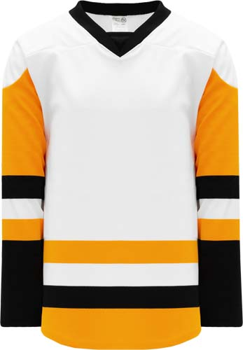 Custom 2016 PITTSBURGH WHITE Hockey Jerseys | Design Your Own | No Min