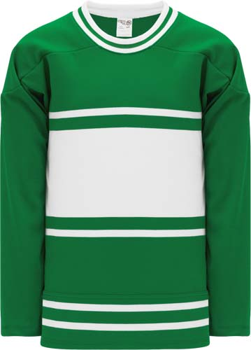 Customized  Toronto 3RGREEN hockey jersey | Design Your Own | No Min