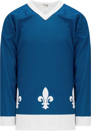 Custom Quebec Nordiques hockey jersey   Design Your Own   No Min